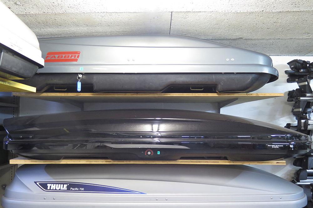 Dachboxen